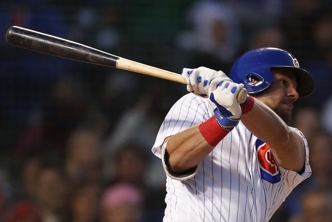 Chicago Cubs vs. Philadelphia Phillies - 6/6/18 MLB Pick, Odds, and Prediction