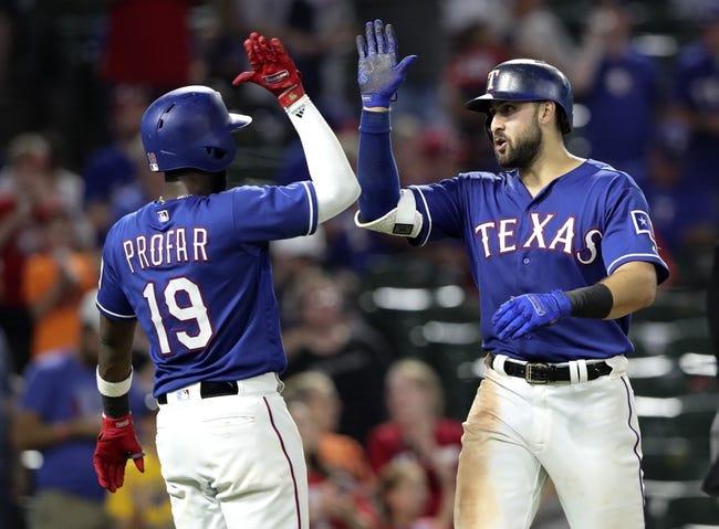 Texas Rangers vs. Oakland Athletics - 6/6/18 MLB Pick, Odds, and Prediction