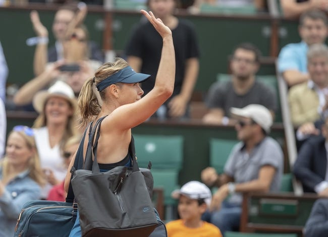 Maria Sharapova vs. Vitalia Diatchenko 2018 Wimbledon Tennis Pick, Preview, Odds, Prediction