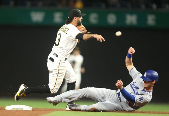 Pittsburgh Pirates vs. Los Angeles Dodgers - 6/7/18 MLB Pick, Odds, and Prediction