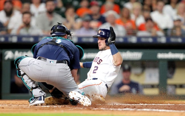 Seattle Mariners vs. Houston Astros - 7/30/18 MLB Pick, Odds, and Prediction
