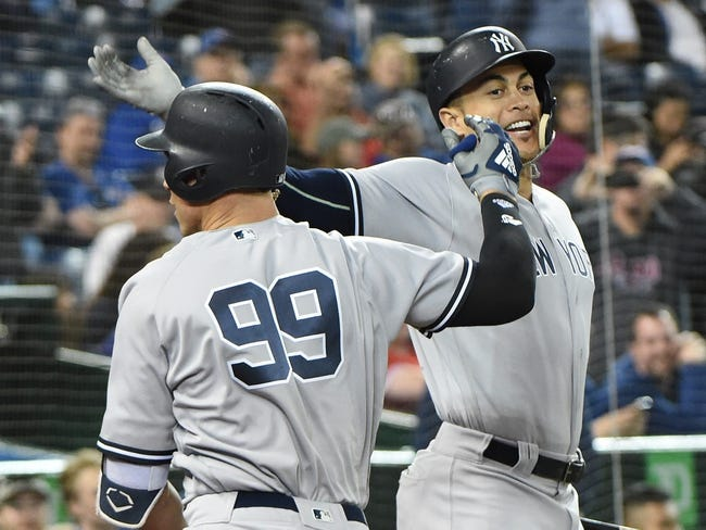 Toronto Blue Jays vs. New York Yankees - 7/7/18 MLB Pick, Odds, and Prediction