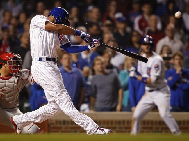 MLB | Philadelphia Phillies (32-26) at Chicago Cubs (33-24)