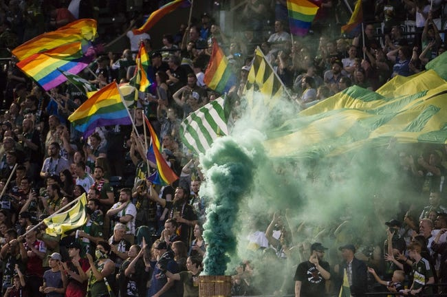 Portland Timbers vs. Sporting Kansas City - 6/9/18 MLS Soccer Pick, Odds, and Prediction