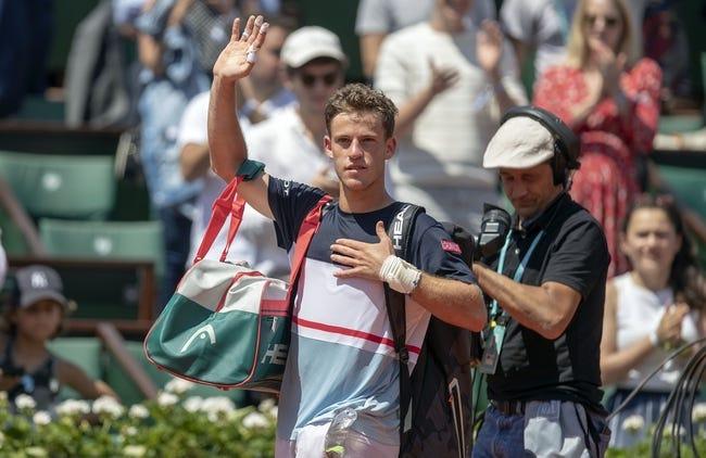 Tennis   Daniel Masur vs Diego Schwartzman