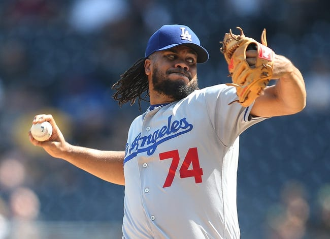 MLB | Pittsburgh Pirates (40-43) at Los Angeles Dodgers (44-39)