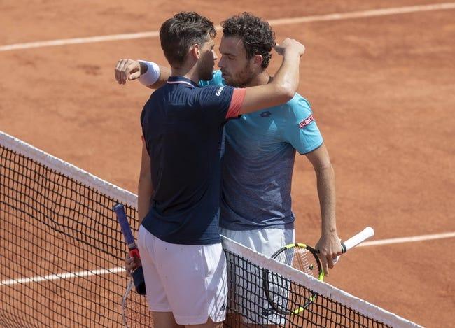 Lukas Lacko vs. Marco Cecchinato 2018 Eastbourne Tennis Pick, Preview, Odds, Prediction