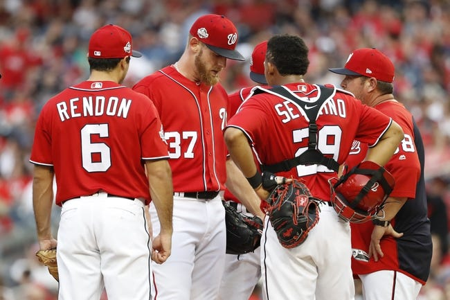 Washington Nationals vs. San Francisco Giants - 6/9/18 MLB Pick, Odds, and Prediction