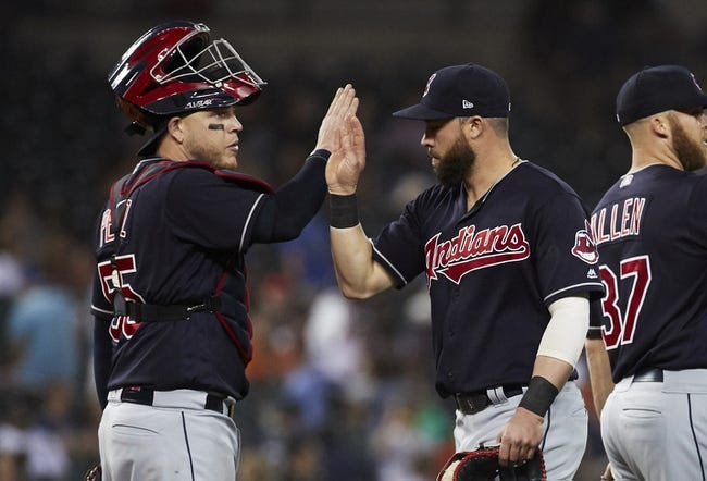 Detroit Tigers vs. Cleveland Indians - 6/9/18 MLB Pick, Odds, and Prediction