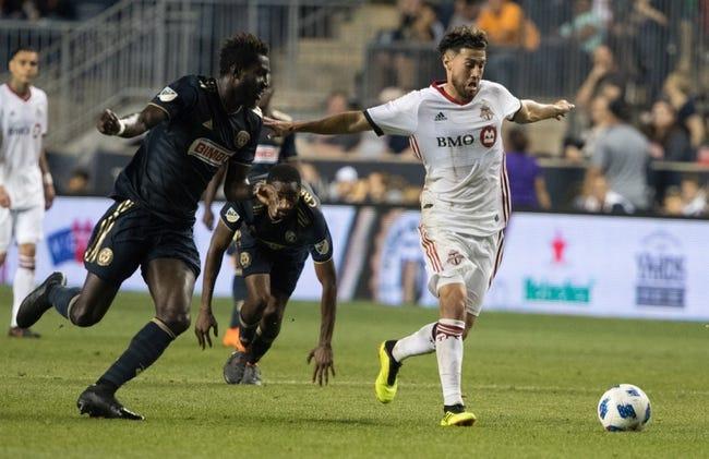 D.C. United vs. Toronto FC - 6/13/18 MLS Soccer Pick, Odds, and Prediction