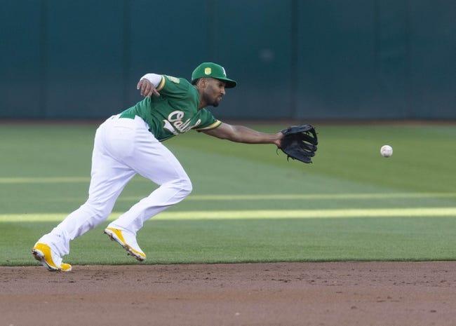 Oakland Athletics vs. Kansas City Royals - 6/9/18 MLB Pick, Odds, and Prediction