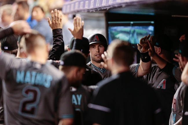 Colorado Rockies vs. Arizona Diamondbacks - 6/9/18 MLB Pick, Odds, and Prediction