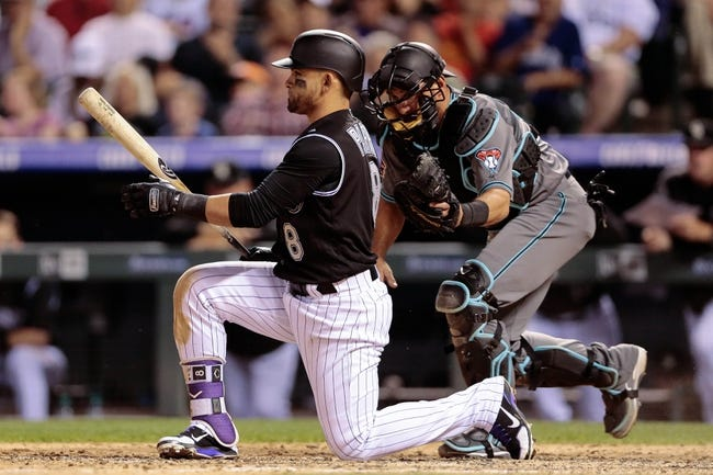 Colorado Rockies vs. Arizona Diamondbacks - 6/10/18 MLB Pick, Odds, and Prediction