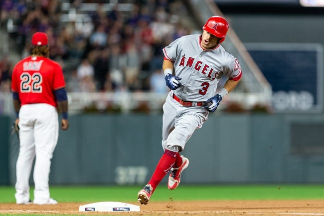 Minnesota Twins vs. Los Angeles Angels - 6/9/18 MLB Pick, Odds, and Prediction