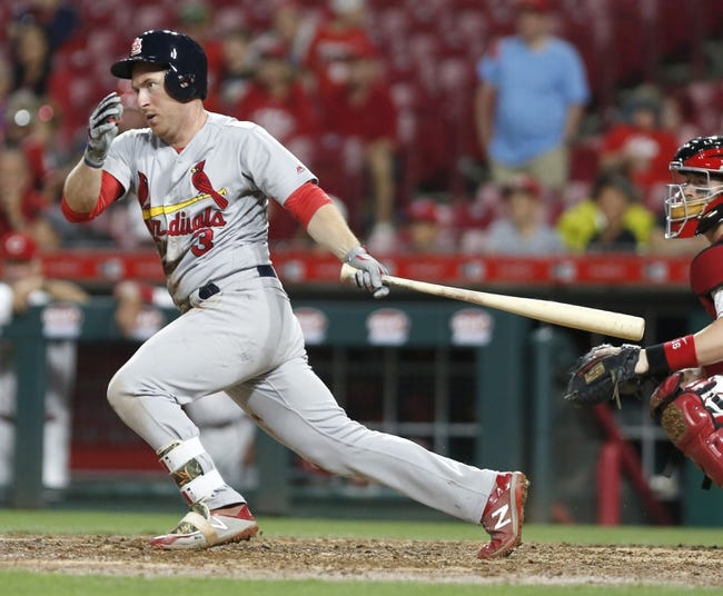 Cincinnati Reds vs. St. Louis Cardinals - 6/9/18 MLB Pick, Odds, and Prediction