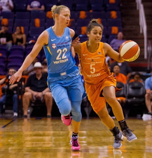 Chicago Sky vs. Los Angeles Sparks - 6/17/18 WNBA Pick, Odds, and Prediction