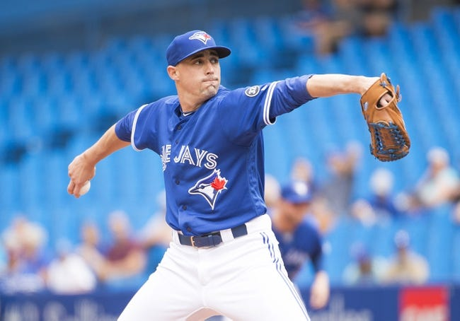 Toronto Blue Jays vs. Washington Nationals - 6/15/18 MLB Pick, Odds, and Prediction