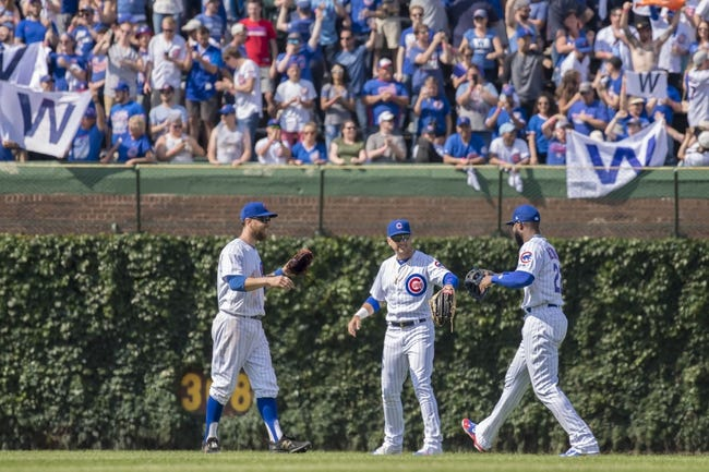 Chicago Cubs vs. Pittsburgh Pirates - 6/10/18 MLB Pick, Odds, and Prediction