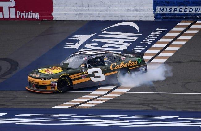 Coke Zero Sugar 400: NASCAR Preview, Odds, Pick, Predictions, Dark Horses - 7/7/18