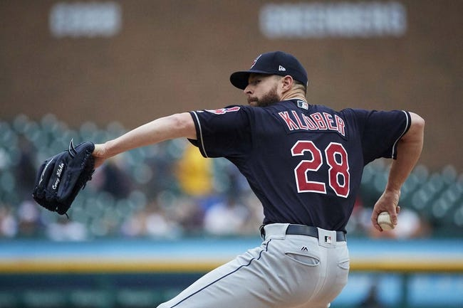 MLB | Minnesota Twins (29-35) at Cleveland Indians (35-31)