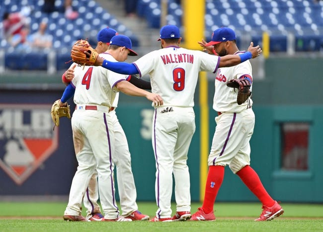 Milwaukee Brewers vs. Philadelphia Phillies - 6/15/18 MLB Pick, Odds, and Prediction
