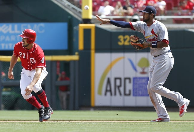 St. Louis Cardinals vs. Cincinnati Reds - 7/13/18 MLB Pick, Odds, and Prediction