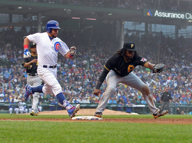 MLB | Chicago Cubs (61-44) at Pittsburgh Pirates (55-52)