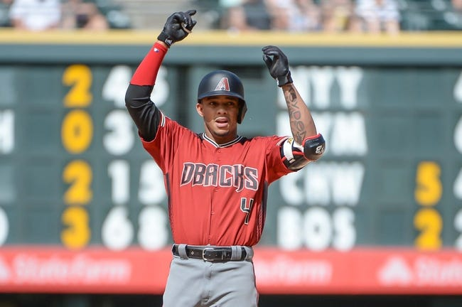 MLB | Arizona Diamondbacks (50-41) at Colorado Rockies (46-44)