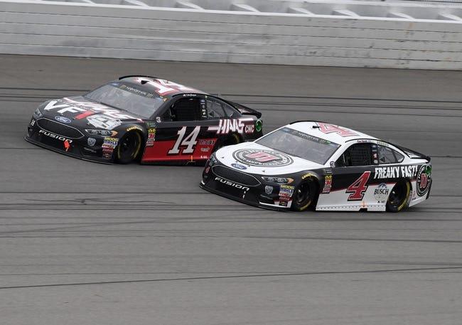 Toyota/Save Mart 350: NASCAR Preview, Odds, Pick, Predictions, Dark Horses - 6/24/18