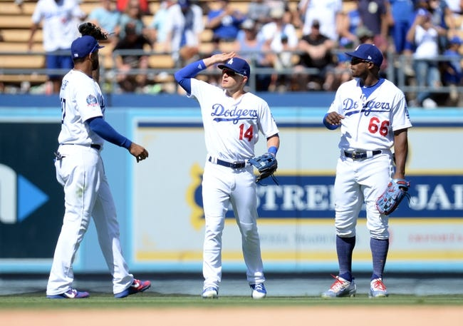 Los Angeles Dodgers vs. Texas Rangers - 6/12/18 MLB Pick, Odds, and Prediction