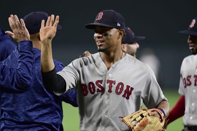 MLB | Boston Red Sox (46-22) at Baltimore Orioles (19-47)