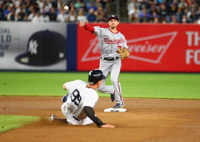 New York Yankees vs. Washington Nationals - 6/13/18 MLB Pick, Odds, and Prediction