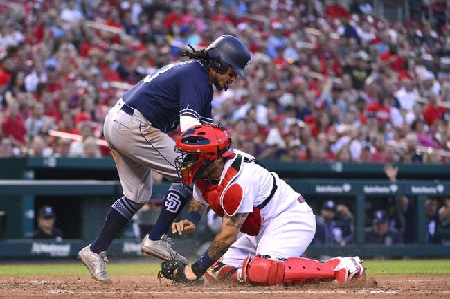 St. Louis Cardinals vs. San Diego Padres - 6/13/18 MLB Pick, Odds, and Prediction