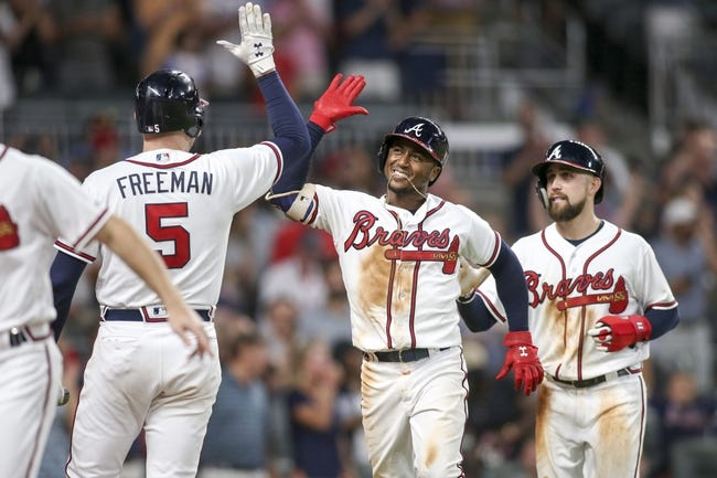 MLB | New York Mets (28-35) at Atlanta Braves (38-28)