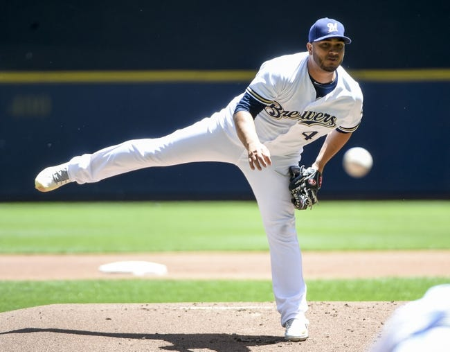 MLB | Milwaukee Brewers (67-54) at Chicago Cubs (68-49)