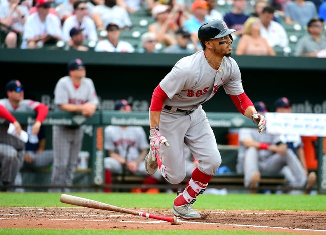 Minnesota Twins vs. Boston Red Sox - 6/19/18 MLB Pick, Odds, and Prediction