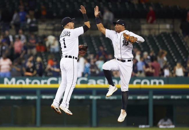 Detroit Tigers vs. Minnesota Twins - 6/14/18 MLB Pick, Odds, and Prediction