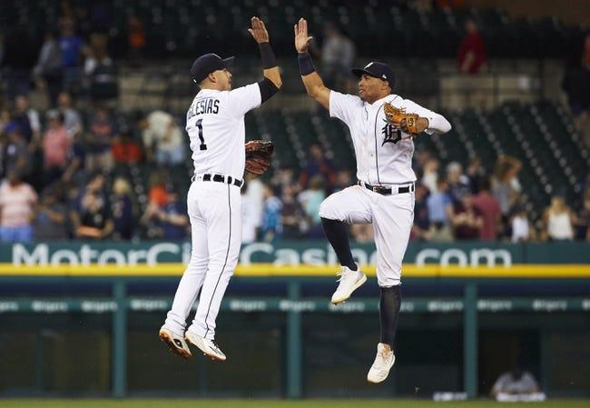 MLB | Minnesota Twins (29-34) at Detroit Tigers (31-37)