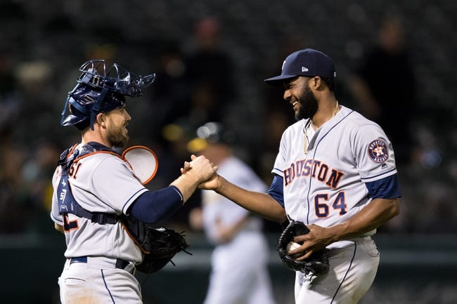 Oakland Athletics vs. Houston Astros - 6/14/18 MLB Pick, Odds, and Prediction