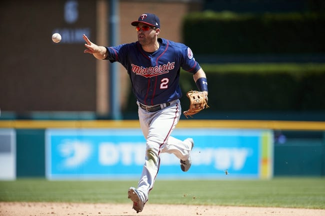 Detroit Tigers vs. Minnesota Twins - 8/10/18 MLB Pick, Odds, and Prediction