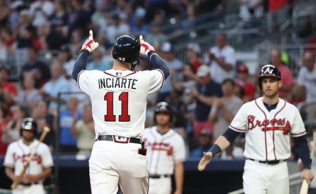 Atlanta Braves vs. San Diego Padres - 6/15/18 MLB Pick, Odds, and Prediction