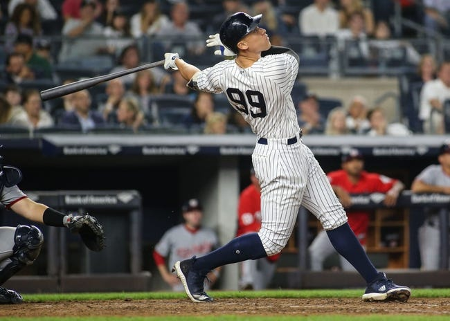 Washington Nationals vs. New York Yankees - 6/18/18 MLB Pick, Odds, and Prediction
