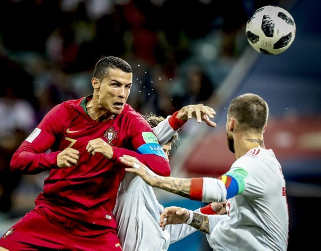 Spain vs. Iran - 6/20/18 World Cup Soccer Pick, Odds, and Prediction