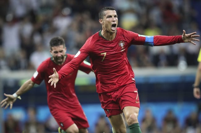 Portugal vs. Morocco - 6/20/18 World Cup Soccer Pick, Odds, and Prediction