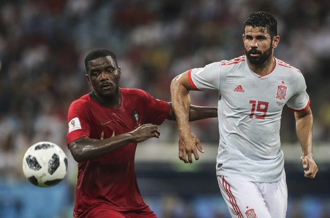 Spain vs. Morocco - 6/25/18 World Cup Soccer Pick, Odds, and Prediction