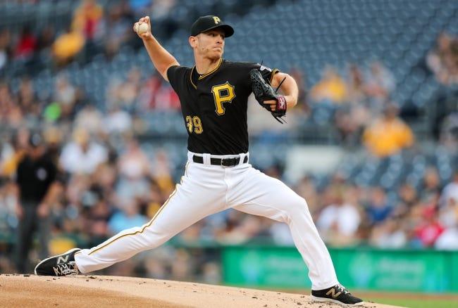 Pittsburgh Pirates vs. Arizona Diamondbacks - 6/21/18 MLB Pick, Odds, and Prediction