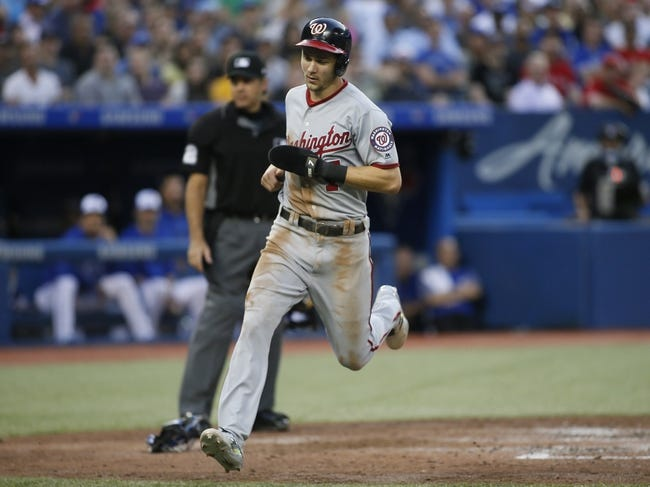 Toronto Blue Jays vs. Washington Nationals - 6/16/18 MLB Pick, Odds, and Prediction