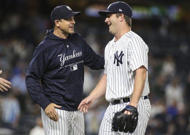 MLB | Tampa Bay Rays (32-37) at New York Yankees (45-20)