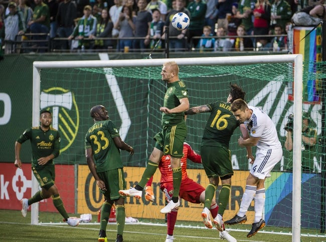 Atlanta United vs. Portland Timbers - 6/24/18 MLS Soccer Pick, Odds, and Prediction