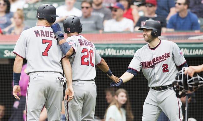 MLB | Minnesota Twins (30-36) at Cleveland Indians (36-32)